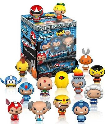 Funko Pint Size Heroes Megaman Blind Packs EXCLUSIVE lot of 12 (Unopened)