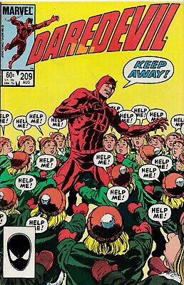 DAREDEVIL (1964) #209 Back Issue