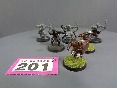 Games Workshop Lord of the Rings Middle Earth Mordor Orcs 201