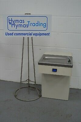 Maestro Water Drinking fountain refrigerated,ex show,wall mounted FWO £180 + Vat
