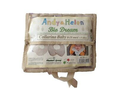 Andy & Helen bio dream collarino baby 0-18 mesi + fodera bio-03