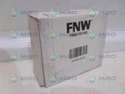 Fnw Fnwlfg0160L Liquid Filled Gauge *New In Box*