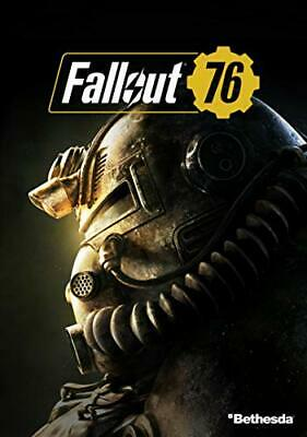 Bethesda Fallout 76 SONY PS4 PLAYSTATION 4 JAPANESE VERSION