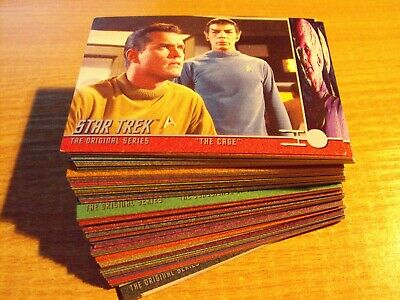 Star Trek Original Series 1 Basic Card Set