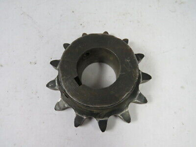 "Generic H80-13-1-5/8 Roller Chain Sprocket 1-5/8"" Bore 13T 80C 2-7/8"" OD ! WOW !"