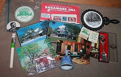 VINTAGE THEODORE ROOSEVELT SAGAMORE HILL SOUVENIR COLLECTION 1960'S & 70's