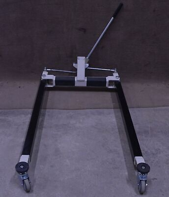 NEW Joerns Hoyer Patient Lift Base w/ Legs, Casters & Spreader Bar for HPL402