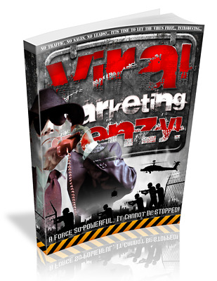 Viral Marketing Frenzy eBook PDF with Full Master Resell Rights