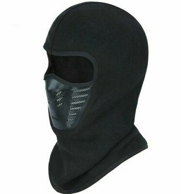 100% Australia Merino Wool Full Face Mask Headwear Balaclava Hunting Hats