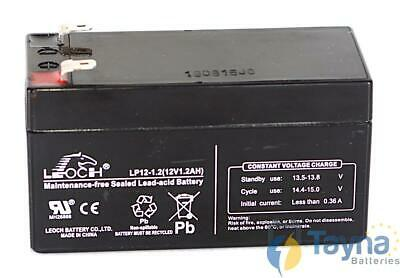 Leoch LP12-1.2 12V 1.2Ah Sealed Batterie