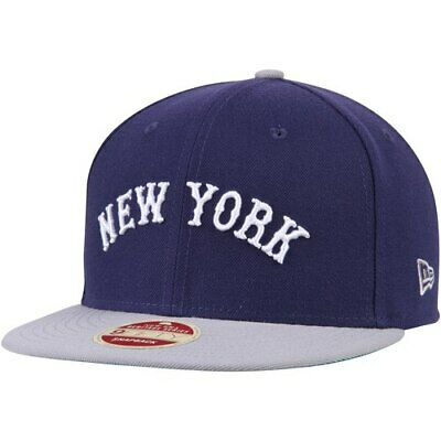 c9b0f2b9207a1 New Era New York Yankees Navy Cooperstown Collection Secondary Side 9FIFTY