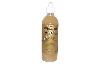 Gold Label Lavender Body Wash 500Ml Non Rinse Formula Cools & Soothes