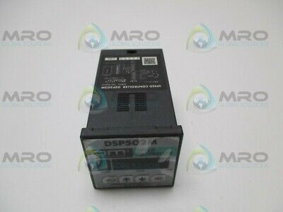 Oriental Motor Dsp502M Speed Controller * Used *