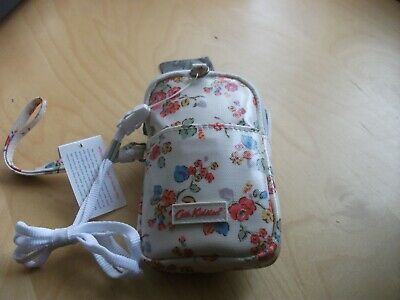 New with tags cath kidston dog poo bag holder woodland rose and 25 poo bags