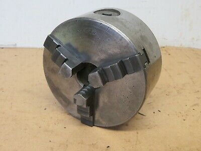 GFB 130mm 3 Jaw Scroll Lathe Chuck In Great Condition