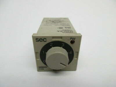 Omron H3G-8A 100/110/120Vac Unmp