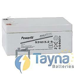S312/3.2S Powerfit S300 Network Batterij