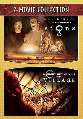 Signs/The Village (DVD, 2-Movie Collection) Mel Gibson, Joaquin Phoenix