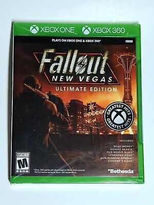 Fallout New Vegas - Ultimate Edition [Xbox One & 360] Greatest Hits Version