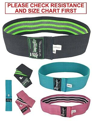Resistance Bands Hip Exercise Bands for Booty & Glute Fitness Yoga Bands