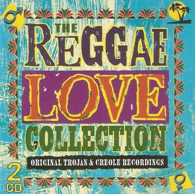 THE REGGAE LOVE Collection - Various Artists - £19 99 | PicClick UK