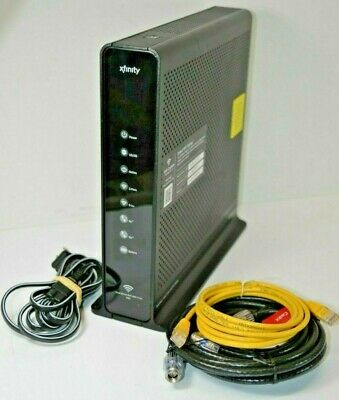 COMCAST XFINITY XB3 Modem Router Technicolor - USED - $56 90