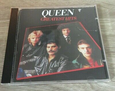 Queen Greatest Hits Cd Album Bohemian Rhapsody / Dont Stop Me Now / Flash