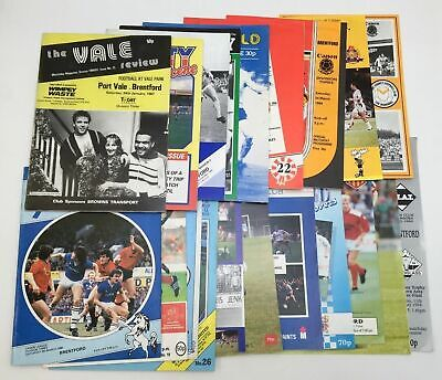 Brentford FC Football Away Match Day Programmes Magazines Collectible You Choose