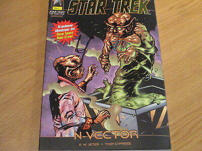 Star Trek Sonderband No. 6 - Deep Space Nine - N-Vector - Dino - Top - Ungelesen