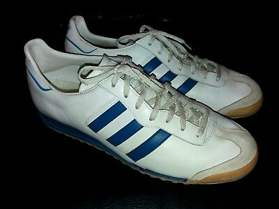 TOP! 70s true vintage ADIDAS made in West Germany Sneaker Turnschuhe Gr.41