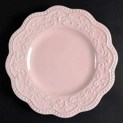 American Atelier SCALLOP PINK Salad Plate 7152551