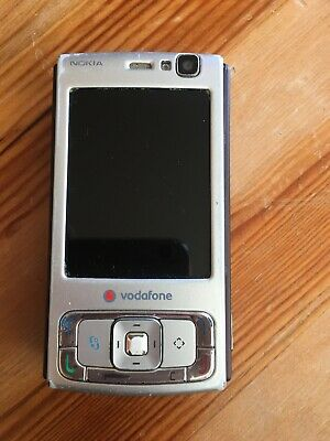 Nokia N95 Vodafone Spain No Work No funciona Faulty Only For Parts Spars Repair