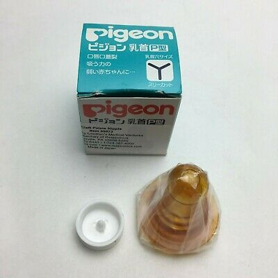 Pigeon Cleft Palate Baby Nipples 98073 Size Y