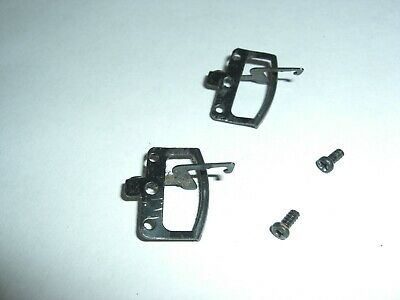 Locomotives Oo Scale Triang Hornby Metal Couplings With Screws X 2