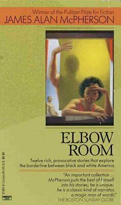 Elbow Room by James Alan McPherson 9780449213575   Brand New   Free UK Shipping