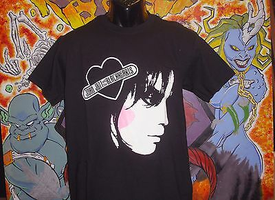 "Joan Jett & The Blackhearts ""Face"" Shirt Rock Punk"