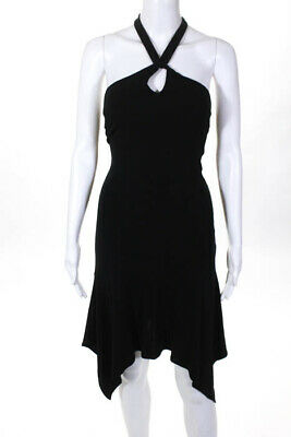 df04876d14d BCBG PARIS SIZE Small Asymmetrical Dress Off Shoulder Black -  24.99 ...