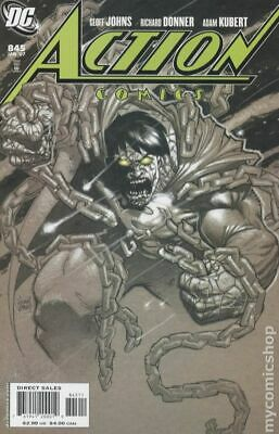 Action Comics (DC) #845A 2007 FN Stock Image