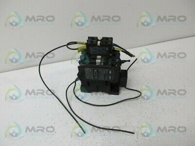 Abb Ub25 Contactor *Used*