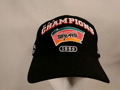 the best attitude ebf4a 1e98f 1999 NBA Champions San Antonio Spurs Basketball Hat Cap by Puma