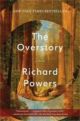 The Overstory (Paperback or Softback)