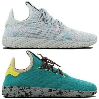 1b97c9e3247dc Adidas Originals Pharrell Williams Pw Tennis Hu Sneaker Fashion Shoes  Trainers