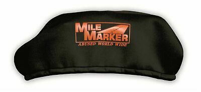 Winch Cover Fits 8000 to 12000lb Winches MILE MARKER 8506