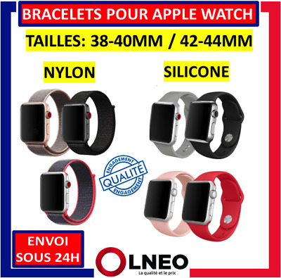 BRACELET POUR APPLE WATCH Series 4 Series 3 Series 2 Series 1 38MM 40MM 42MM 44M