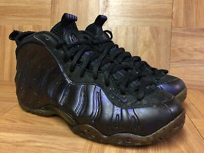 2e2fffe3a84 RARE🔥 Nike Air Foamposite ONE Purple Eggplant Sz 8.5 314996-051 Men s Shoes
