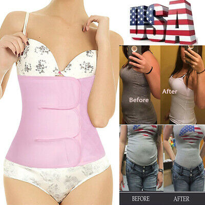 Women Postpartum Belt Belly/Wrap Body Shaper Support Recovery Girdle After Baby