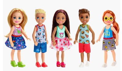 Barbie Club Chelsea Dolls And Friends 2019