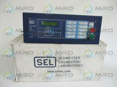Sel Sel-351S 0351S713B45642X Relay Meter Control * New In Box *