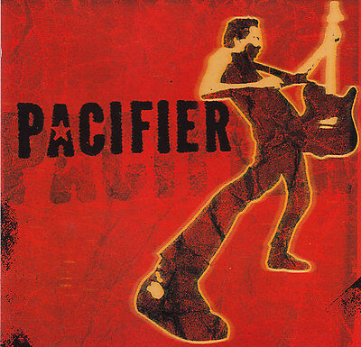 PACIFIER (known as SHIHAD) / SELFTITLED - bonus LIVE CD EDITION