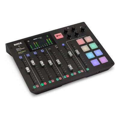 Rode Rodecaster Pro Integrated Podcast Production Console (NEW)